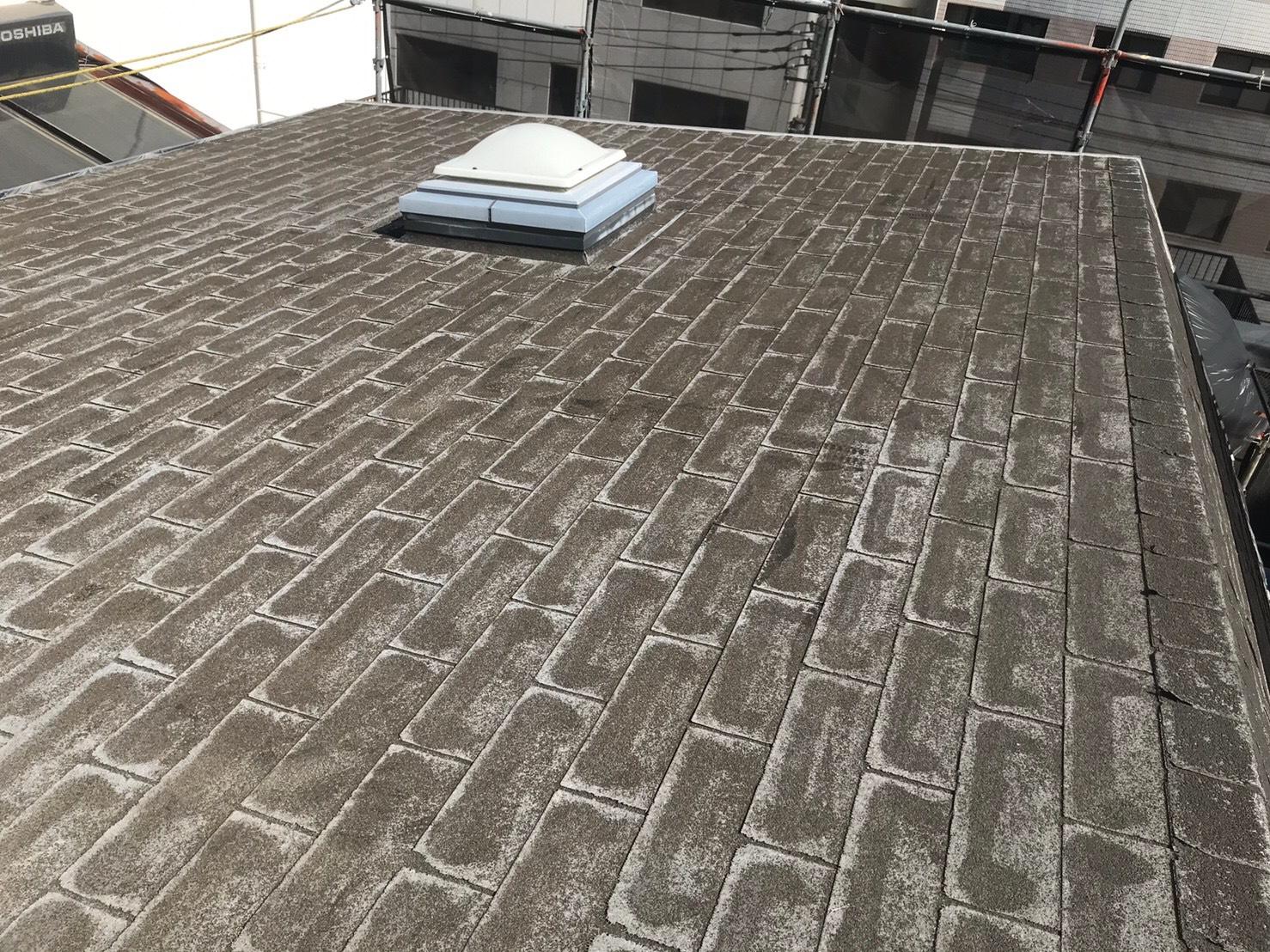 シングル屋根防水工事
